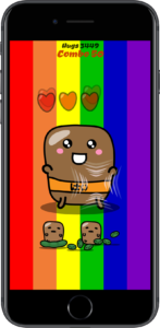 Jagaimo - Hug a Potato! Fourth Screenshot!